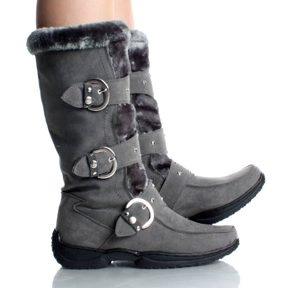 cute womens snow boots womens boots hair boots