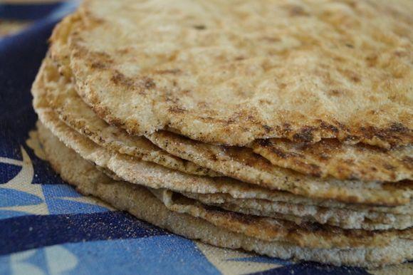 Gluteenittomat Tortillat
