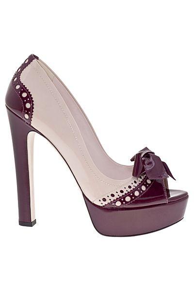 11453bddd256e Miu Miu - Shoes - 2010 Fall-Winter   pin up shoes   Pinterest ...