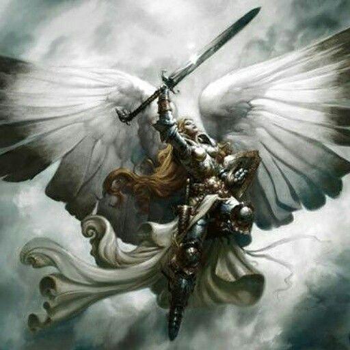 Armor of God | Angel warrior, Angel art, Fantasy