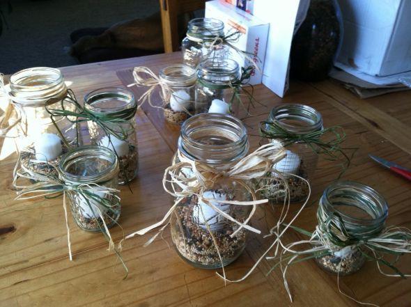 Image Detail For Rustic Mason Jar Centerpieces Wedding Diy Jars