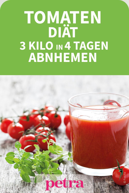 Tomatensaft Diät