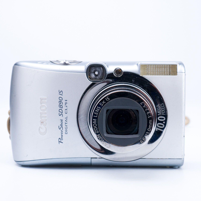 canon powershot digital elph sd890 is 10 0mp digital camera rh pinterest com  canon sd890 is manual