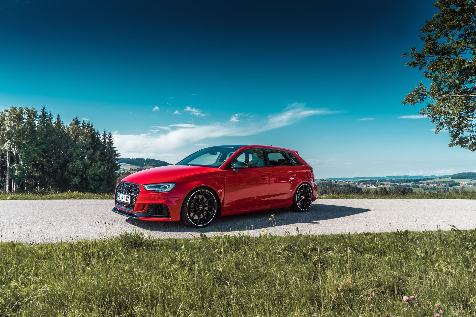 Look at this amazing ABT RS3!!! Is this the perfect toy to ...