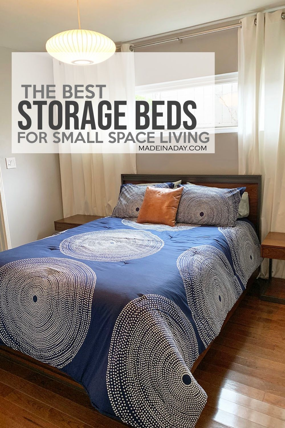 The Best Storage Beds For Small Space Living Blog Home