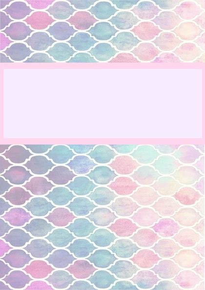 Notebook Cover Printable ~ Printable a binder covers that i made