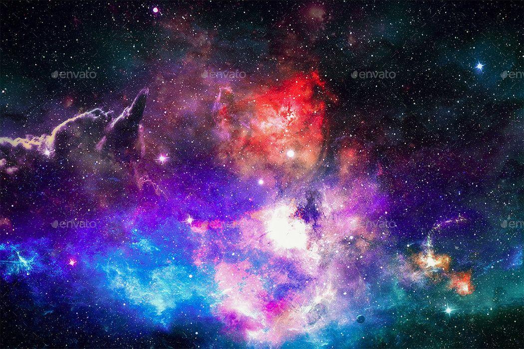 120 Space Backgrounds Galaxy Colors Room Color Combination Color Palette