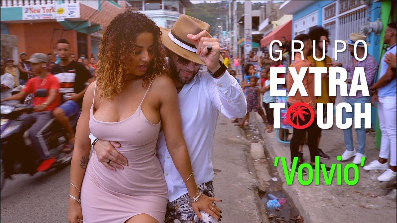 Ataca X Alemana Bachata Dance [Volvió Grupo Extra Touch