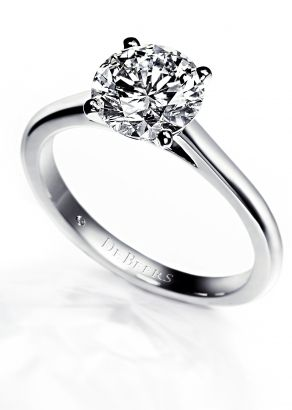 De Beers Wedding Style Inspiration Lane My Second Favourite Ring After Mine