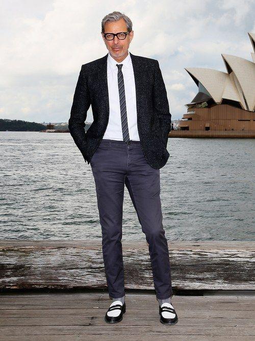 81d5345a71 Jeff Goldblum s Secret to Pulling Off a Mismatched Suit ...