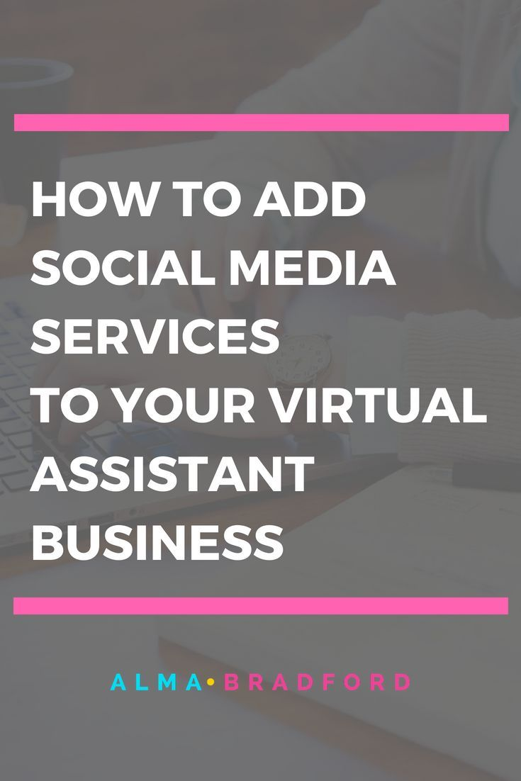 How to add social media management to your va business