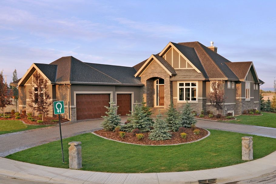 We've cornered the market on curb appeal. House styles