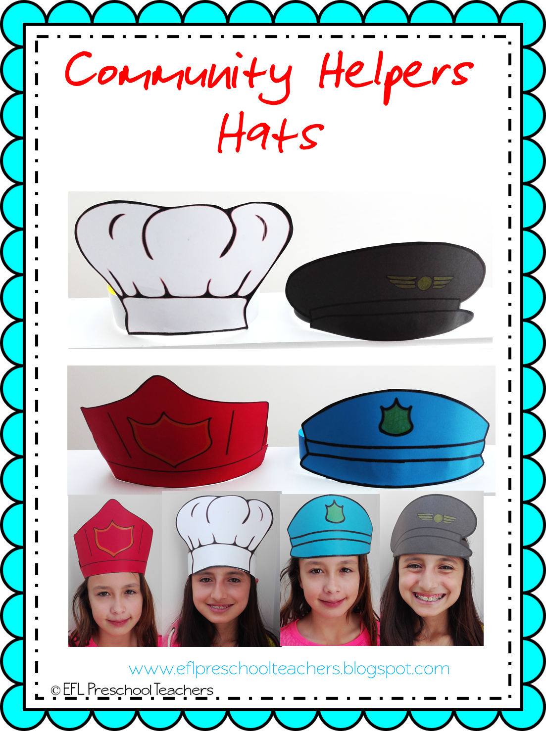 Community Helpers Worksheets And More With Images