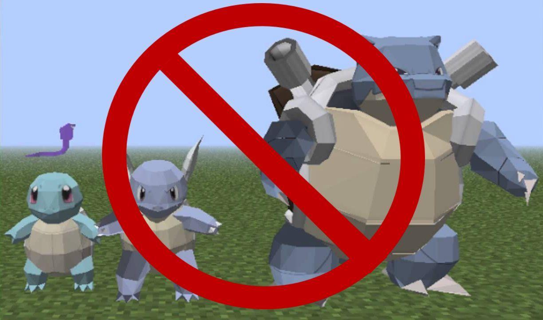 Nintendo Drops The Hammer On Pixelmon A Pokemon Mod For Minecraft