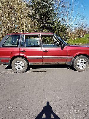 eBay: range rover p38 spares or repaires #carparts #carrepair