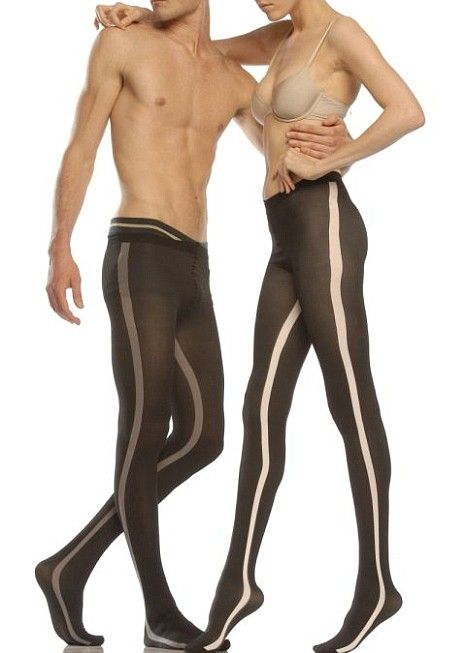 Pantyhose Wolford male