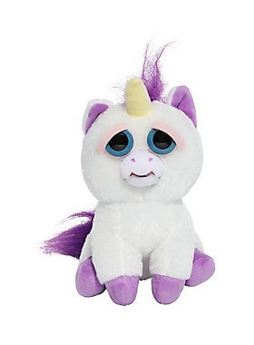Feisty Pets Glenda Glitterpoop Unicorn Plush Unicorn Plush Plush Plush Stuffed Animals