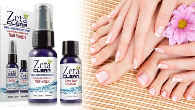 Pin By Zetaclear Reviews On Zetaclear Reviews Clear Nails Nail