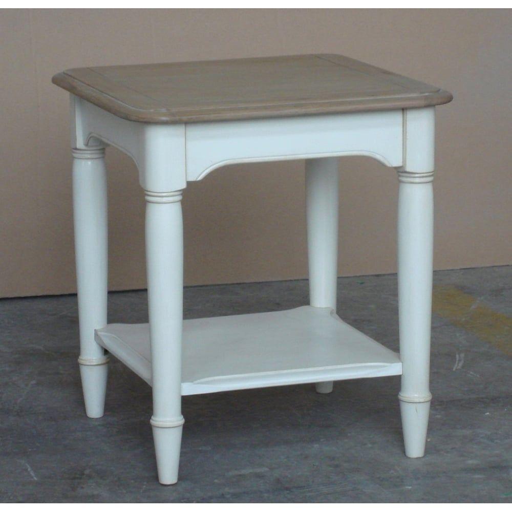 Wonderful MDM Etienne Oak Lamp Table   From MDM Furniture