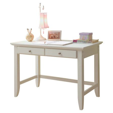 Child Sized Writing Desk With 2 Drawers Product Children