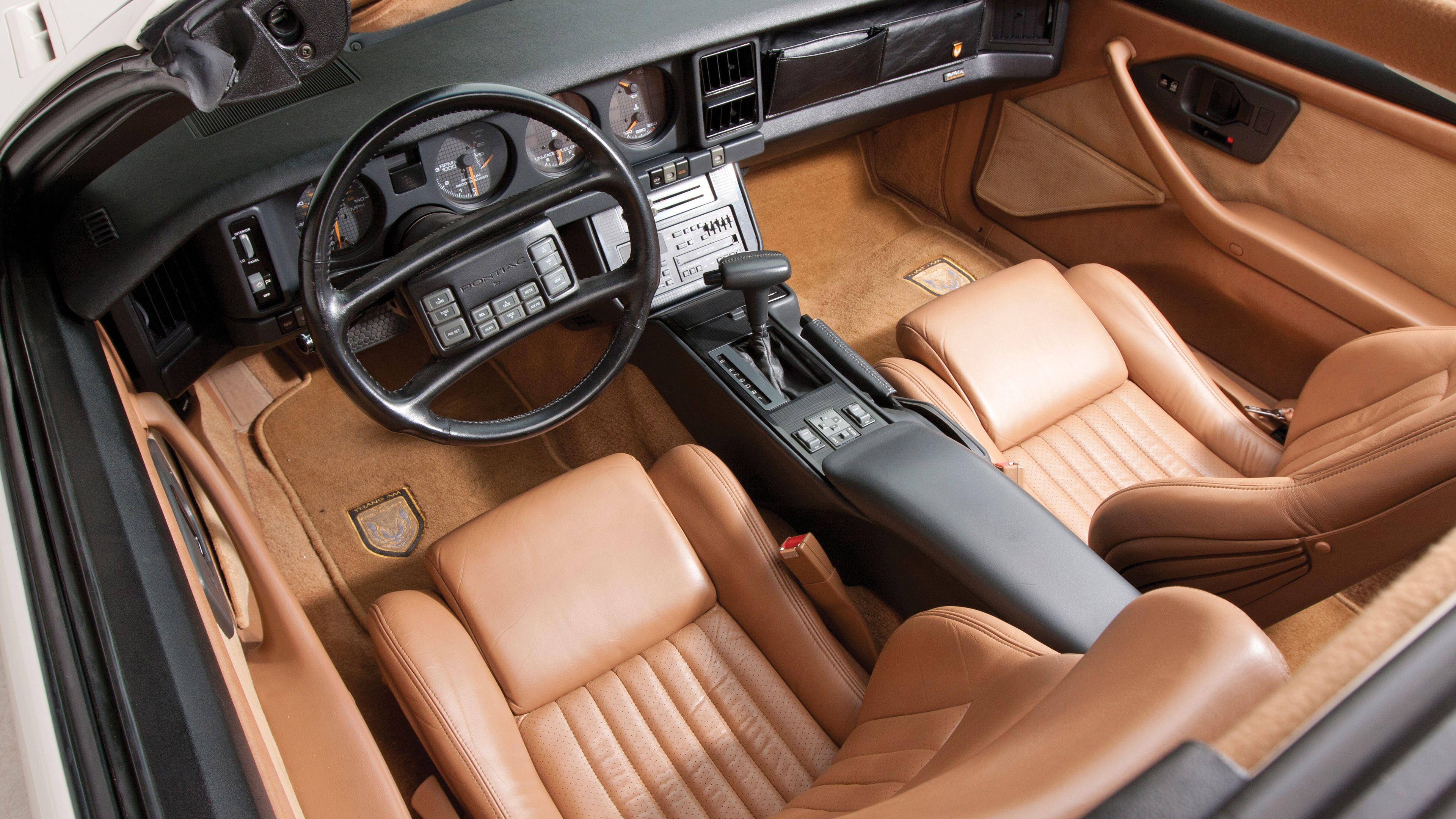 Pontiac Firebird Turbo Trans Am Coupe 1989 Trans Am Gta Trans Am Pontiac Firebird Trans Am