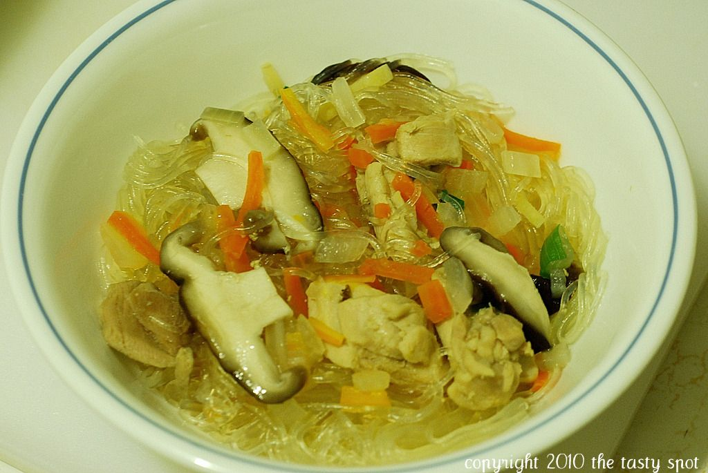 Hawaiian Chicken Long Rice - I think I'm hungry! (With ...