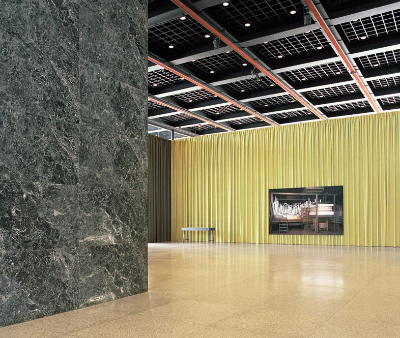 Thomas demand nationalgalerie 1 interior pinterest - What is the demand for interior designers ...