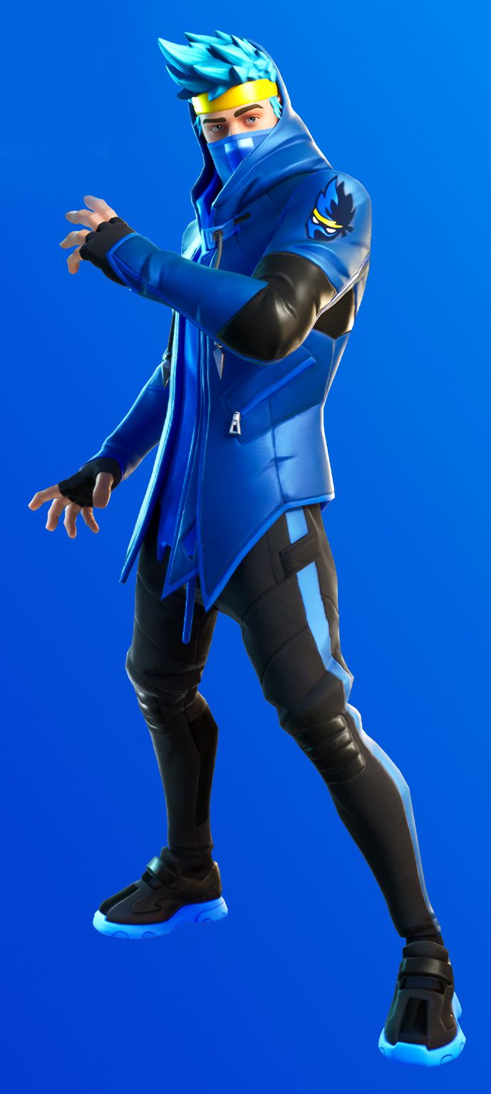 Popular Mixer streamer Ninja gets his own epic skin in the