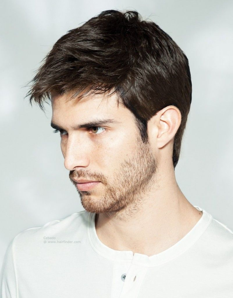 Best Short Hairstyles For Men Thin Hair Haircuts Trendy Mens