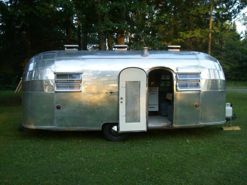 1953 Airstream Flying Cloud In RVs Campers