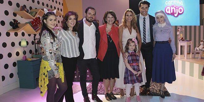 Equipe e elenco de Carinha de Anjo