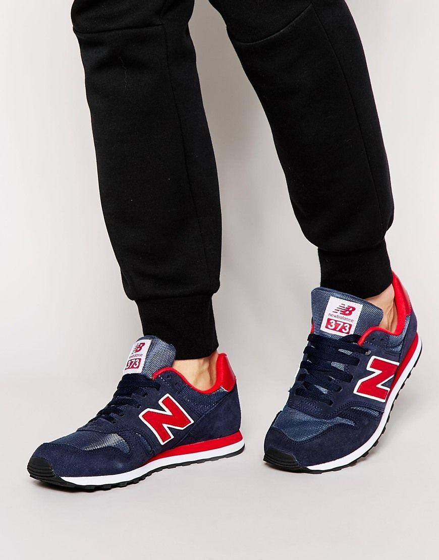 new balance 373 fashion
