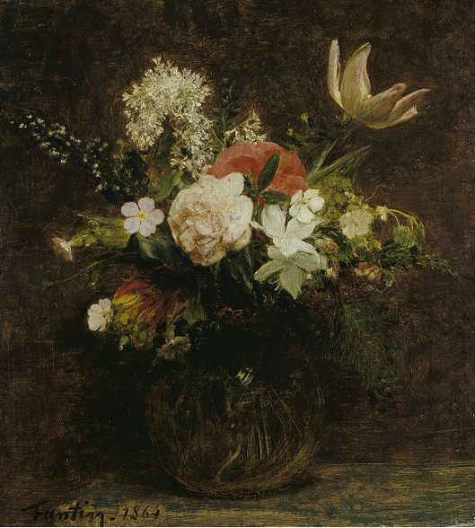 famous flower still life paintings - Google Search | For ...
