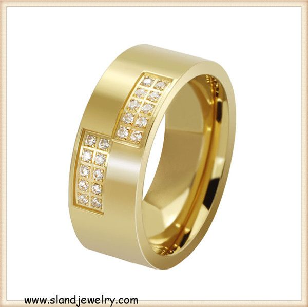 simple gold hand ring Google Search