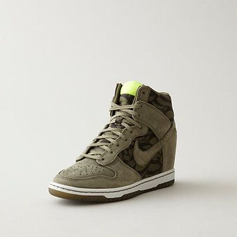 a4c627f3723c3 Nike Womens Liberty Dunk Sky High - Lyst | ::::Sneaker~Zone ...