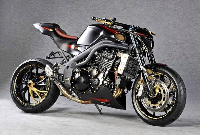 Streetfighter Triumph From Streetfighters France