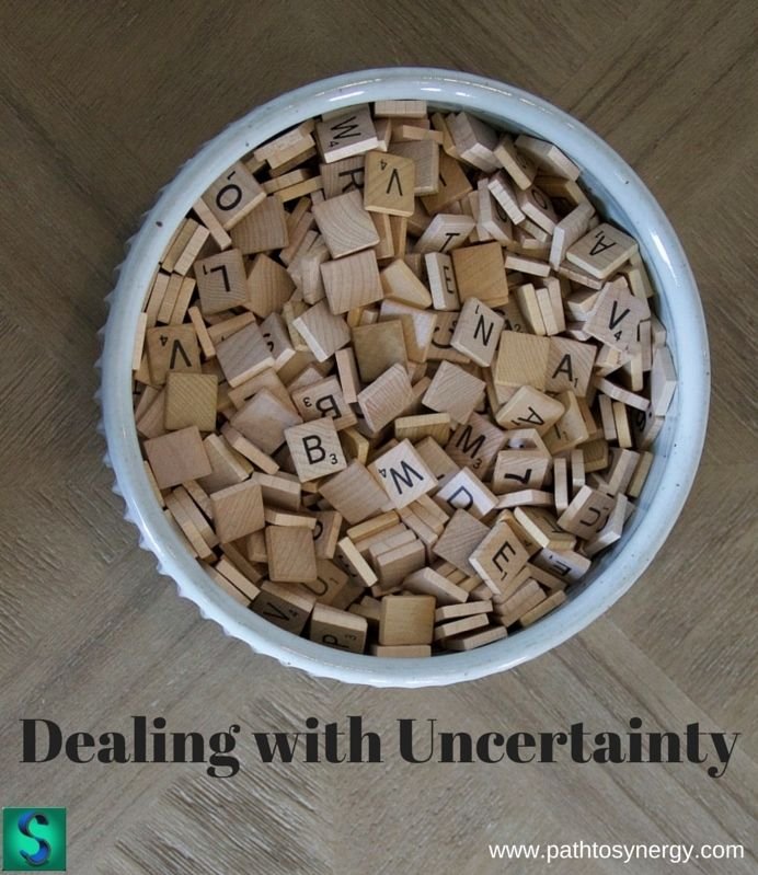 How to deal with uncertainty and become unstuck.  Learn strategies to become ease discomfort when faced with decisions.