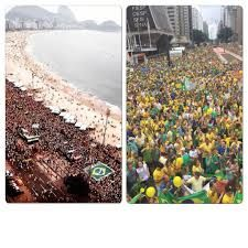 Resultado de imagem para coxinhas protestando