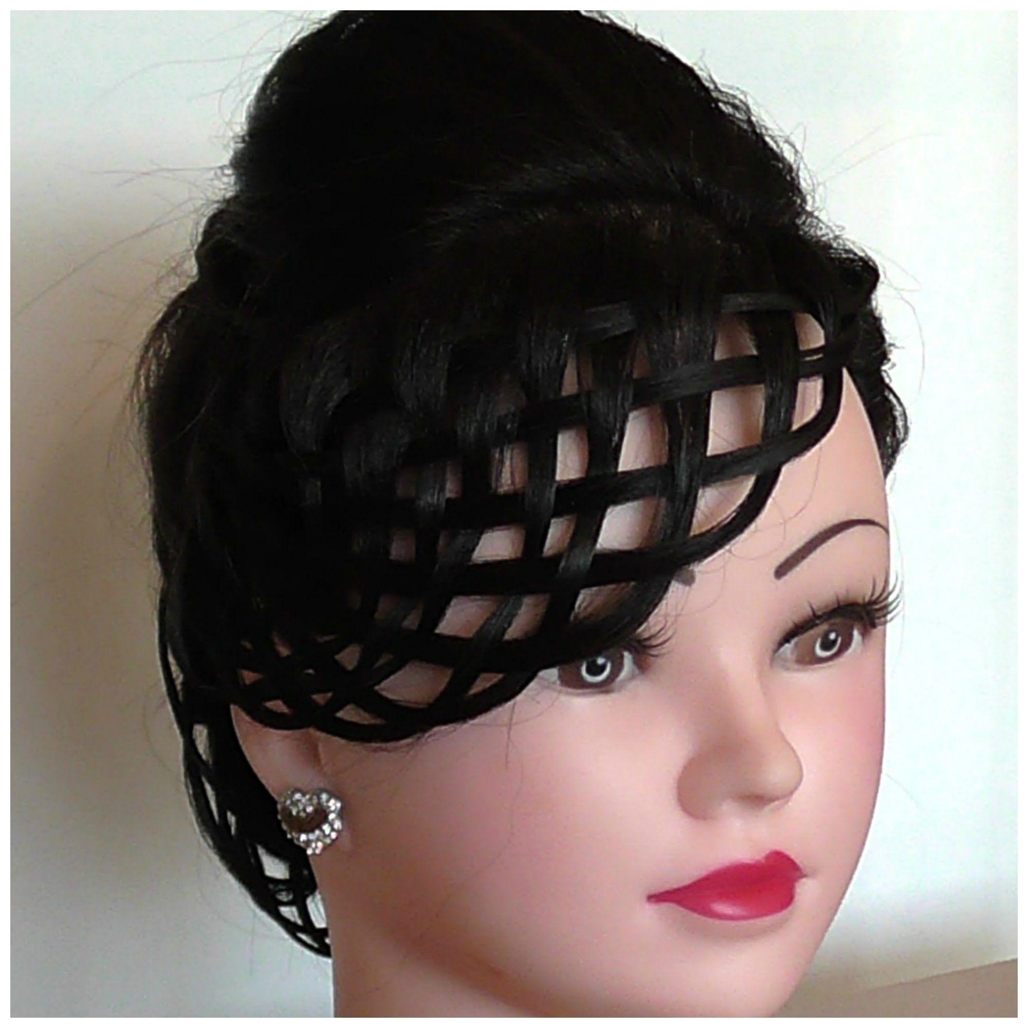 Basket Braid Upstyle Hair Tutorial Hairglamour Hairstyle
