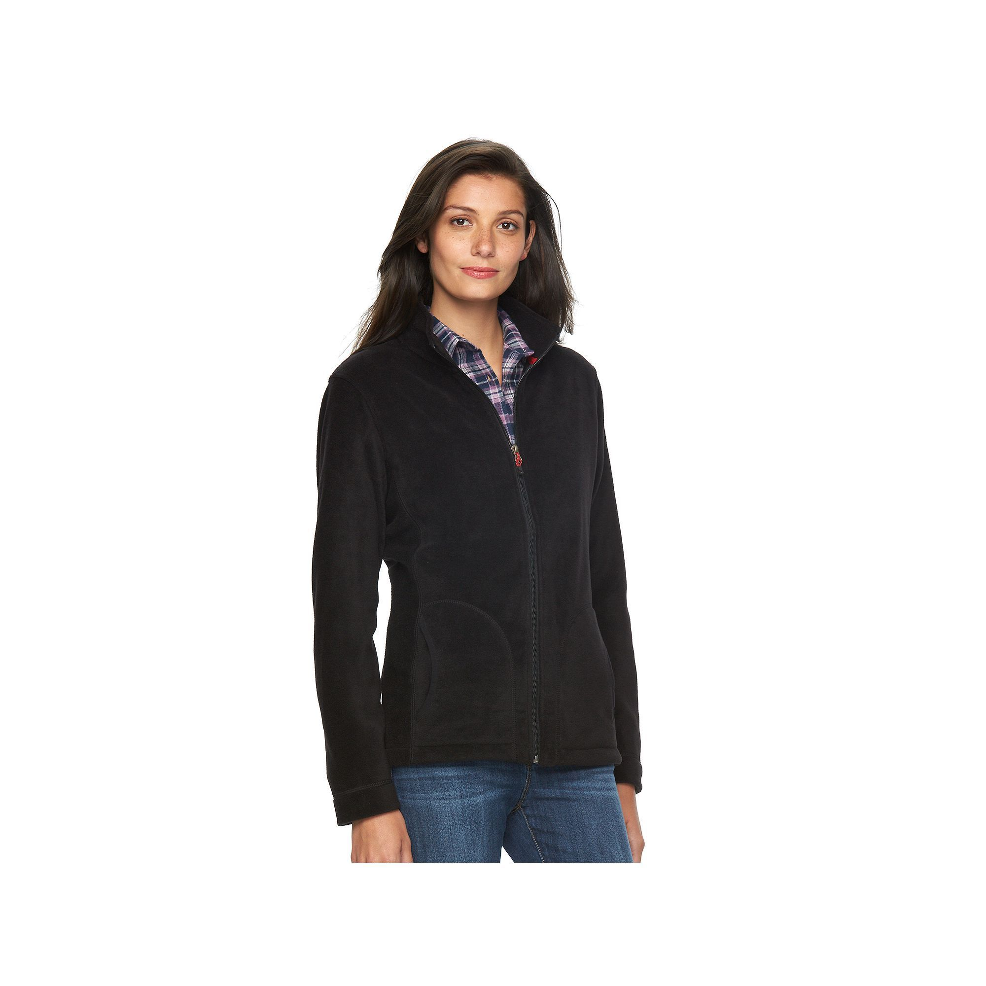 Womenus woolrich andes fleece jacket light grey products fleece