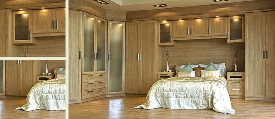 Fitted Bedrooms Liverpool • Luxury