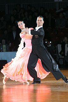 Simone Segatori and Annette Sudol 2009
