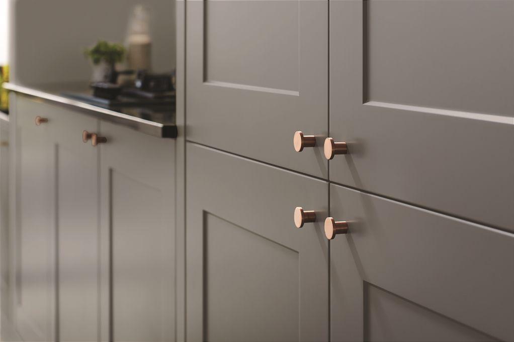 Clh Digi Det A00552 Copper Handles Kitchen Kitchen Cupboard Handles Kitchen Handles