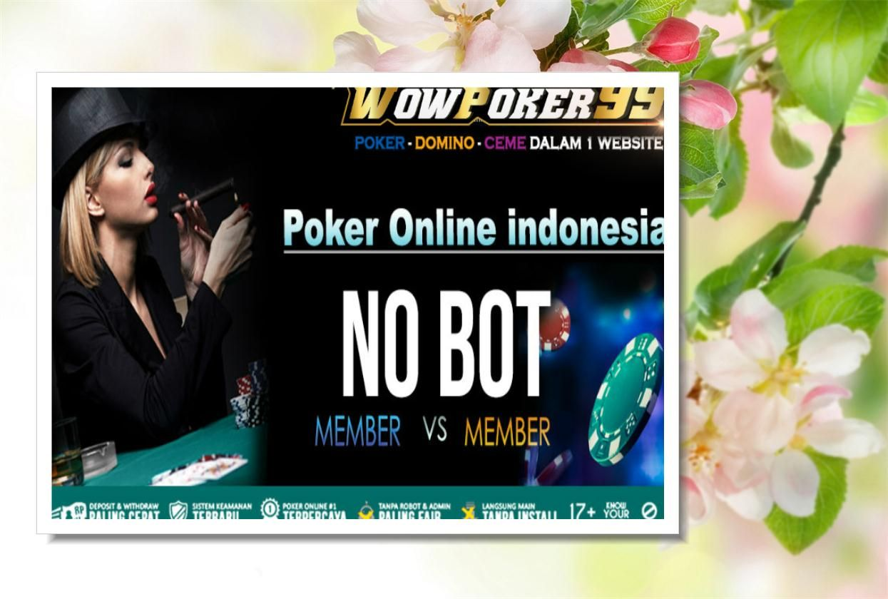 Pin by Clarachang on Situs Poker Online Indonesia Poker