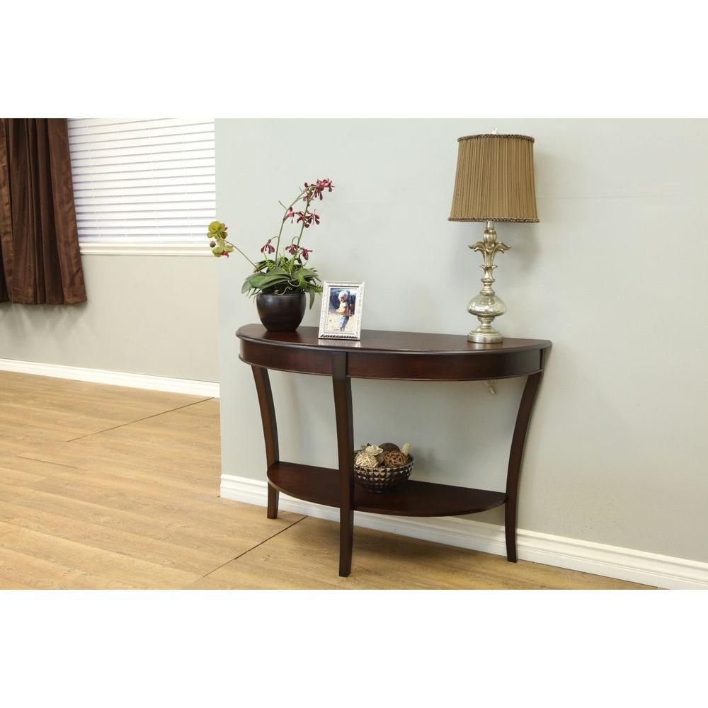 Half Round sofa Table - Home Office Furniture Sets Check more at ...