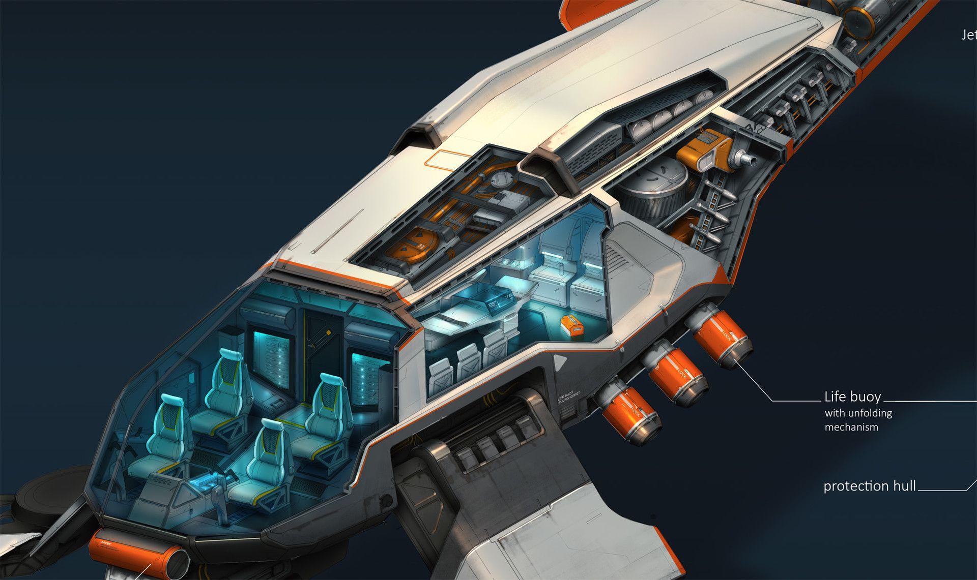 Concept art for Anno 2205