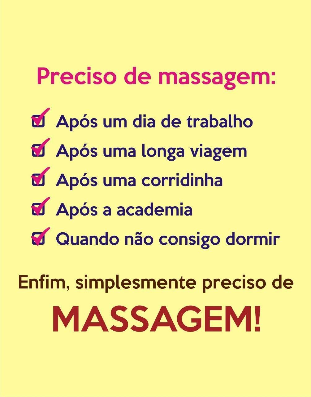 Preciso Muito De Massagem Massagem Fotos De Massagem Dicas De