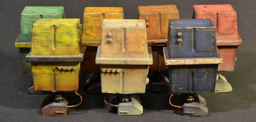 Action Figure Insider » SWB Scale 3-D Printed Power Droids Coming from Prometheus Rising Studios