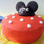 Disney Junior Canada : Birthdays : Party Packs : Mickey Mouse Clubhouse : Mickey's All-Ear Cake