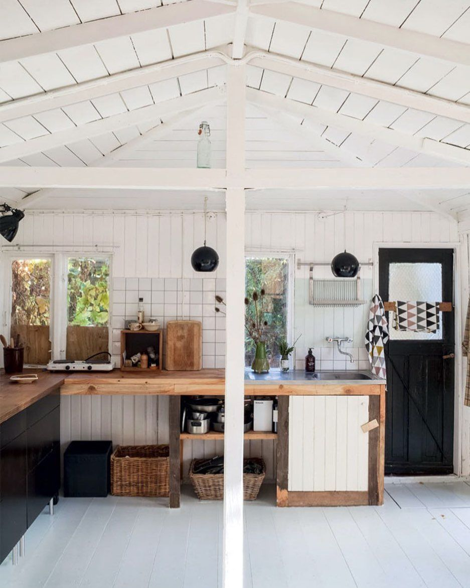 My Scandinavian Home On Instagram If You Love A Relaxed Scandinavian Cabin As Much As I Do You Ll Love The Dani In 2020 Scandinavian Home My Scandinavian Home Home